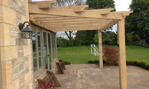 Bespoke Timber Garden Structures