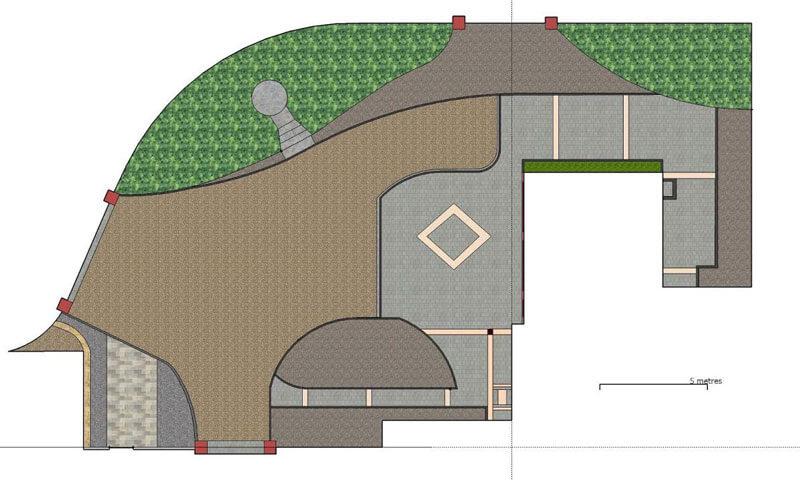 Garden Designs for Horley Project